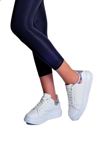 POLO1988 Sneakers Beyaz